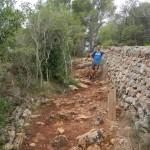 Cala Covas Wanderung1