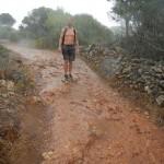 Cala Covas Wanderung4
