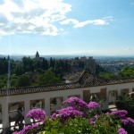 Alhambra von Generalife
