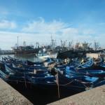 Fischerboote Hafen
