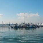 Fischerboote Mohammedia