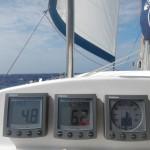 33Genua viel Wind