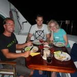 Abendessen Pia Marc