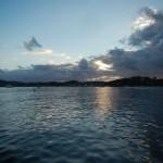 Abfahrt Antigua