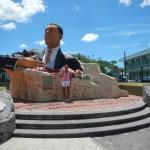 Statue St. Johns