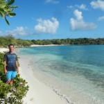 andere Bucht Green Island