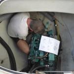 Werft-schlimmste Arbeit erledigt - 14
